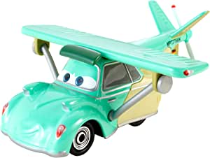 Disney Planes, Congrats Dusty, Franz Fliegenhosen Die-Cast Vehicle