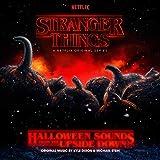 Stranger Things: Halloween Sounds From the Upside Down [Pumpkin Orange Vinyl]