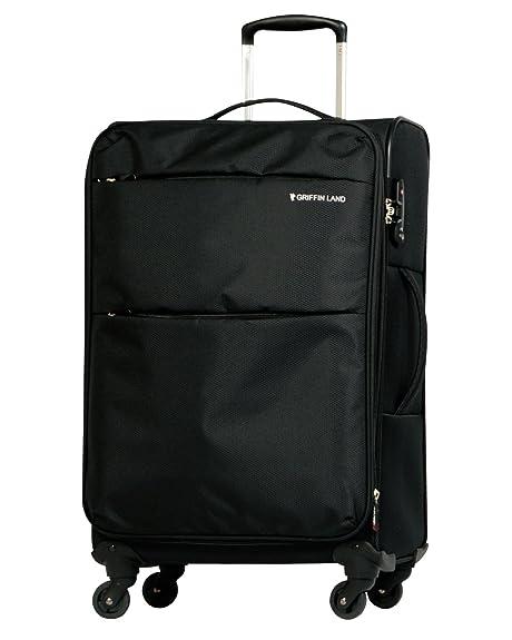 [グリフィンランド]_Griffinland TSAロック搭載 スーツケース ソフトタイプ