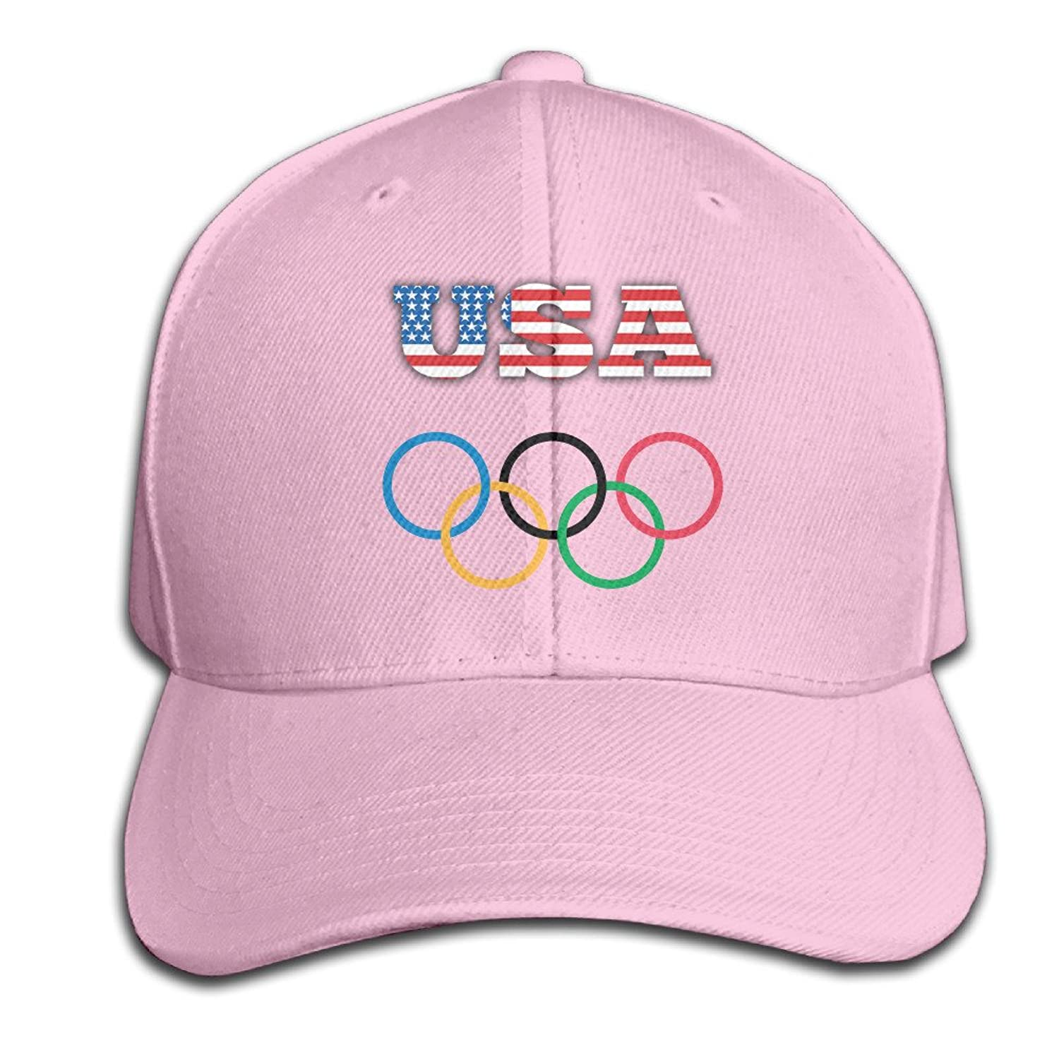 AGMPO Unisex 2016 USA Team Olympic Games Peaked Baseball Cap Hats