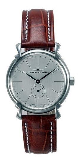 Zeno-Watch Reloj Mujer - Retro Due Winder Index - Limited Edition - 3028I-i3: Amazon.es: Relojes