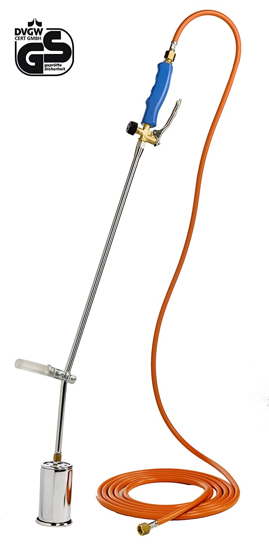 GLORIA Thermoflamm bio Professional, Unkraut- und Flächenbrenner 000181.5100