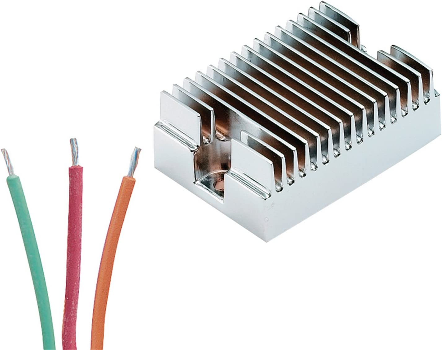 ACCEL 201104C Chrome Hybrid Design Voltage Regulator