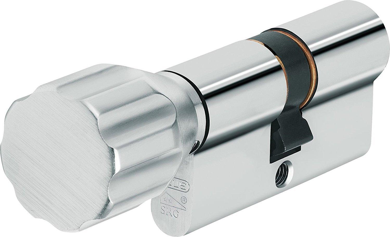 ABUS EC550 Knaufzylinder Wendeschlüssel VS inkl 5 Schlüssel EC 550 SKG**