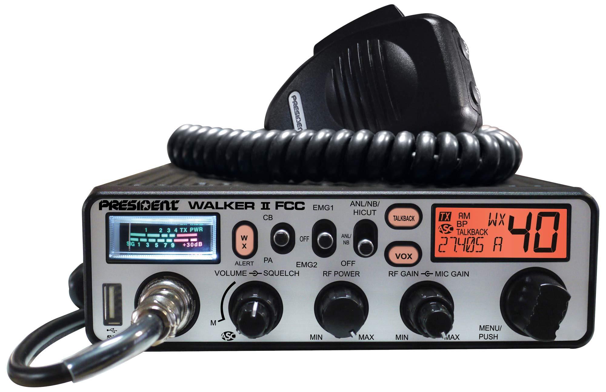 President Walker II CB Radio