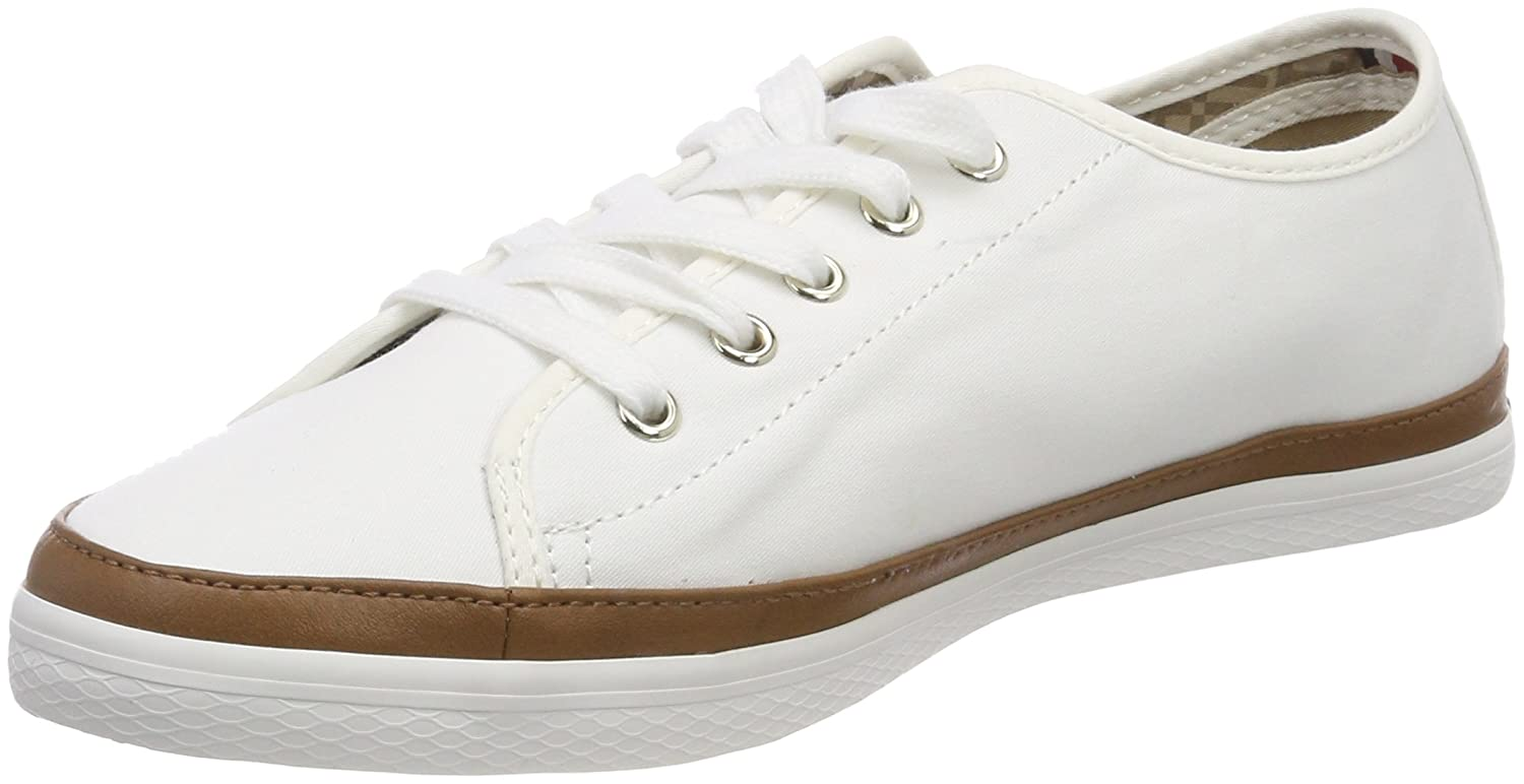 d3ef54f8 Amazon.com | Tommy Hilfiger Women's Iconic Kesha Low-Top Sneakers ...