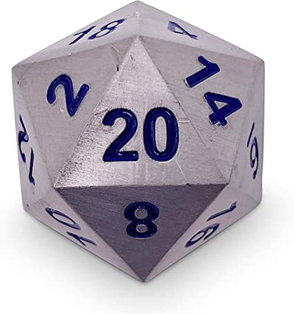 Amazon Com Norse Foundry 45mm Full Metal D20 Boulder Dice Atomic Metal Toys Games Also contest for free dice from norse foundry. amazon com