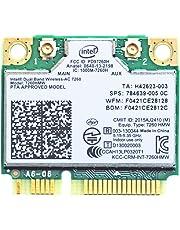 i10Gb Intel Dual Band Wireless-AC 72602x 2AC + Bluetooth 4.0P/N 7260-hmw