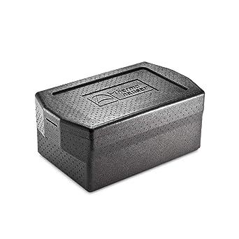 EPP GN 1/1 Comfort - Caja térmica con tapa (38 L), color negro: Amazon.es: Industria, empresas y ciencia