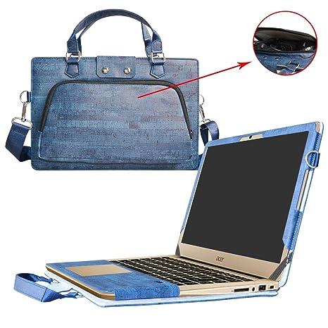 Acer Swift 3 Funda,2 in 1 Diseñado Especialmente La Funda Protectora de Cuero de