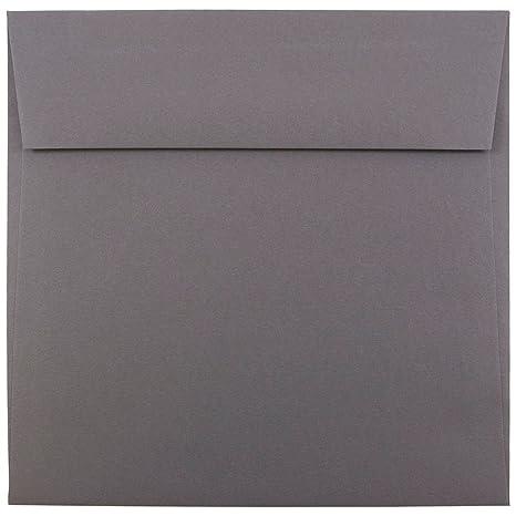 Amazon Com Jam Paper 6 1 2 X 6 1 2 Premium Invitation Envelopes