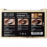 Milani Everyday Eyes Eyeshadow Palette - Bare Necessities (0.21 Ounce) 6 Cruelty-Free Matte or Metallic Eyeshadow Colors…