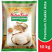 Nature Fresh Sampoorna Atta, 10kg