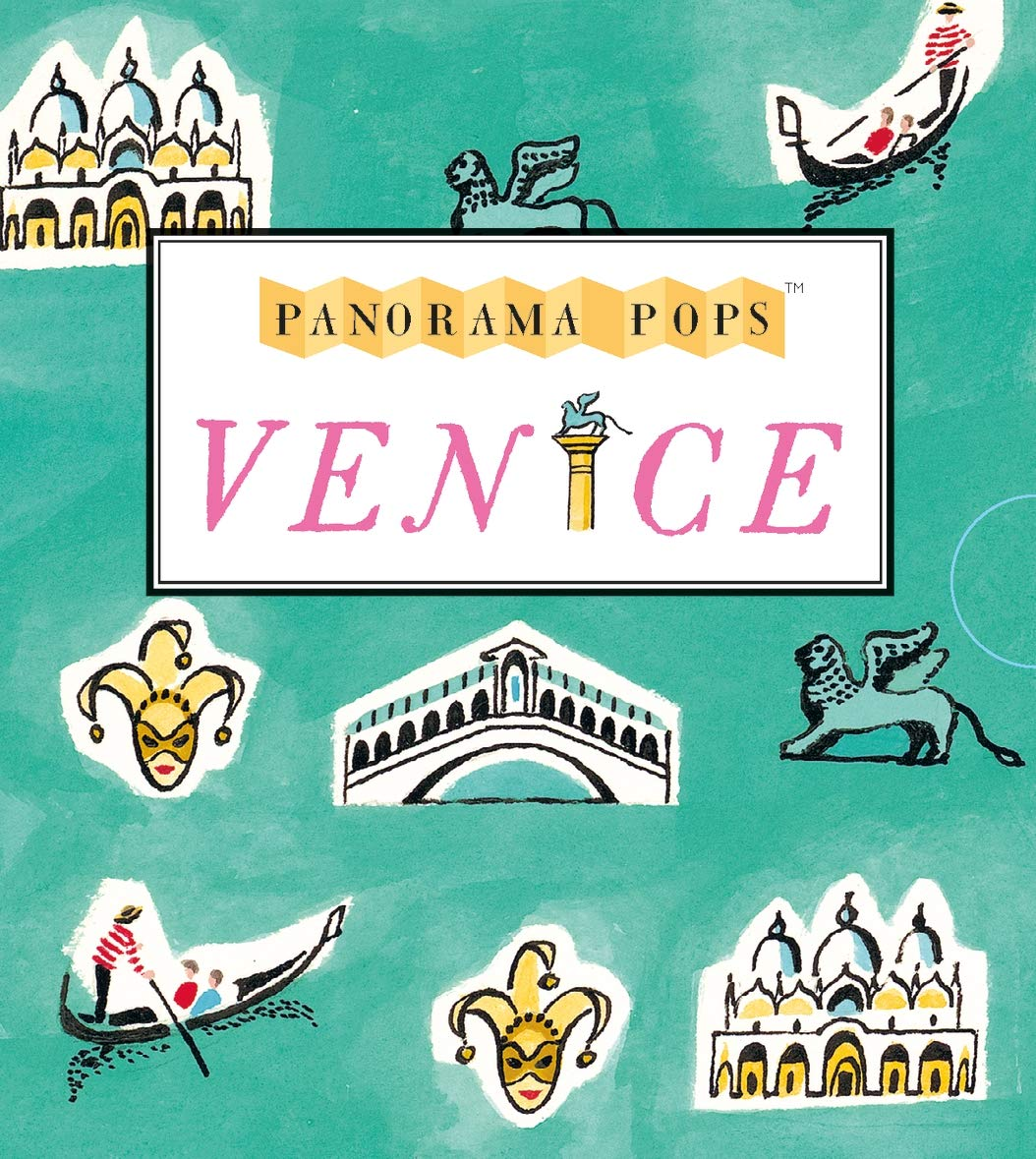Venice. A Three-Dimensional Expanding City Guide (Panorama Pops)