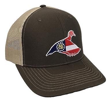 5c9d50f5b4dbf GA Woodie - Adjustable Cap at Amazon Men s Clothing store