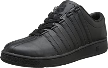 K-Swiss Mens Classic LX Lace-Up Sneaker