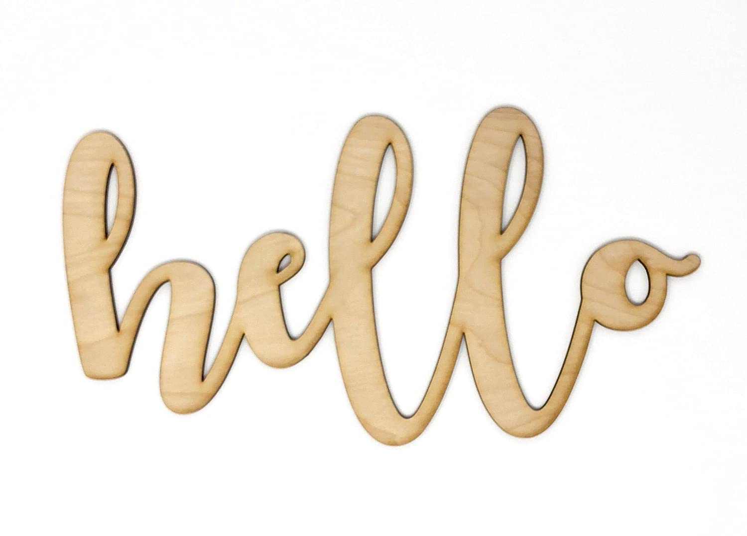 police wife wedding gift wood word cut out laser cut wall decor wood words wooden wall art Always come home leo wife home decor