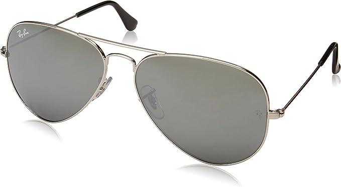 Hochwertige, verspiegelte Ray Ban Sonnenbrille Herren