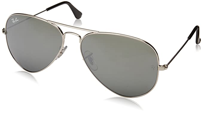 Ray-Ban AVIATOR LARGE METAL (RB 3025 W3277 58)  Amazon.es  Deportes ... c2d146902c60