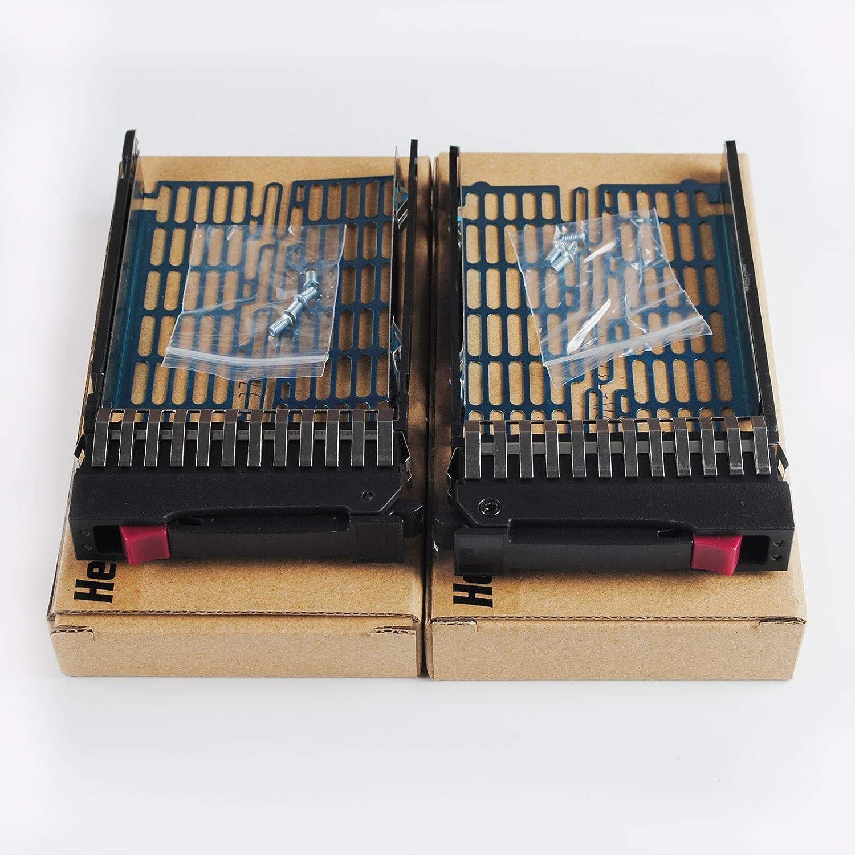 378343-002 371593-001 HP TRAY FOR 2.5/'/' SAS//SATA DRIVE DL580 G5 G6 W// SCREWS
