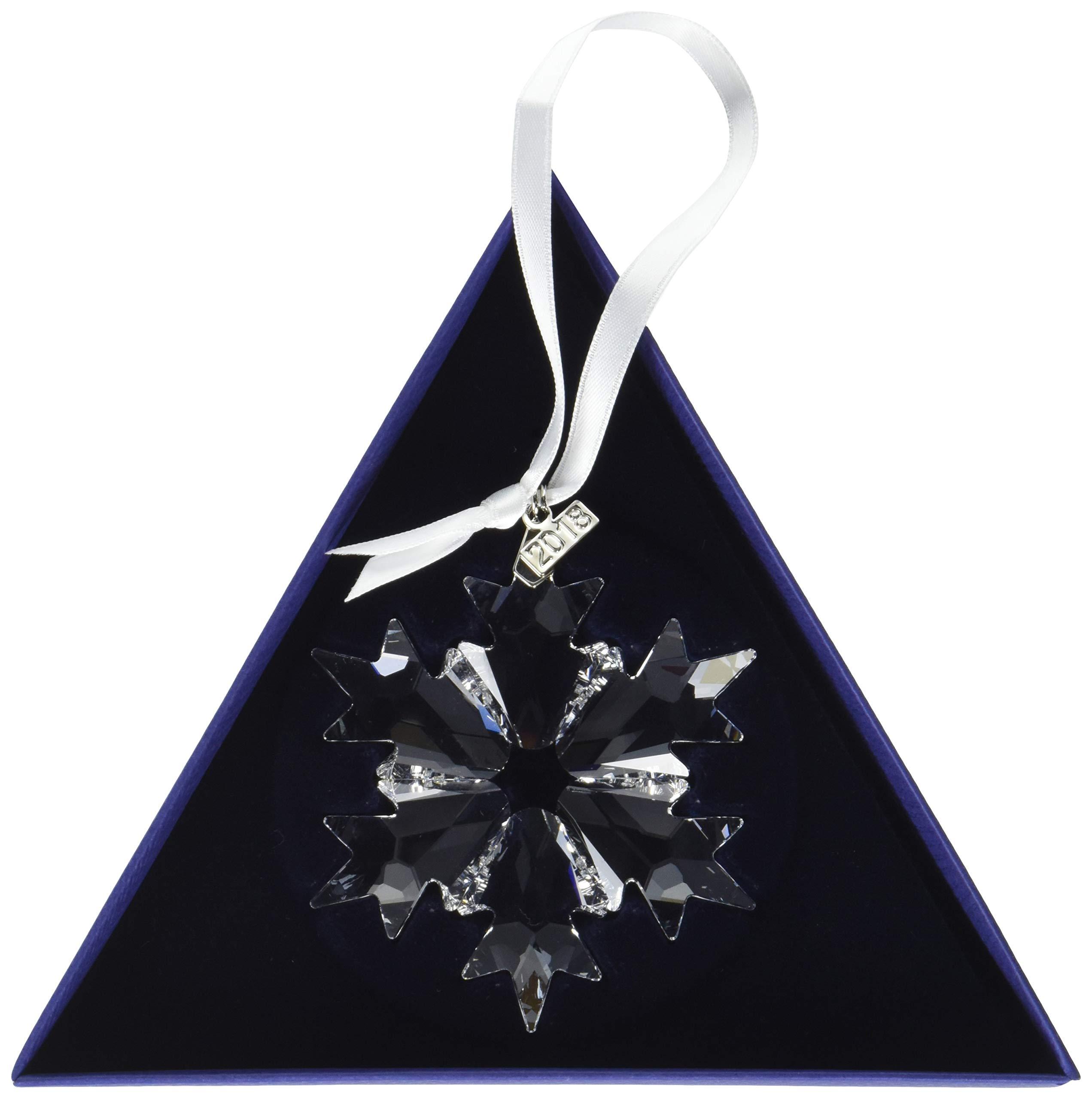 Swarovski Annual Edition 2018 Christmas Ornament, Clear