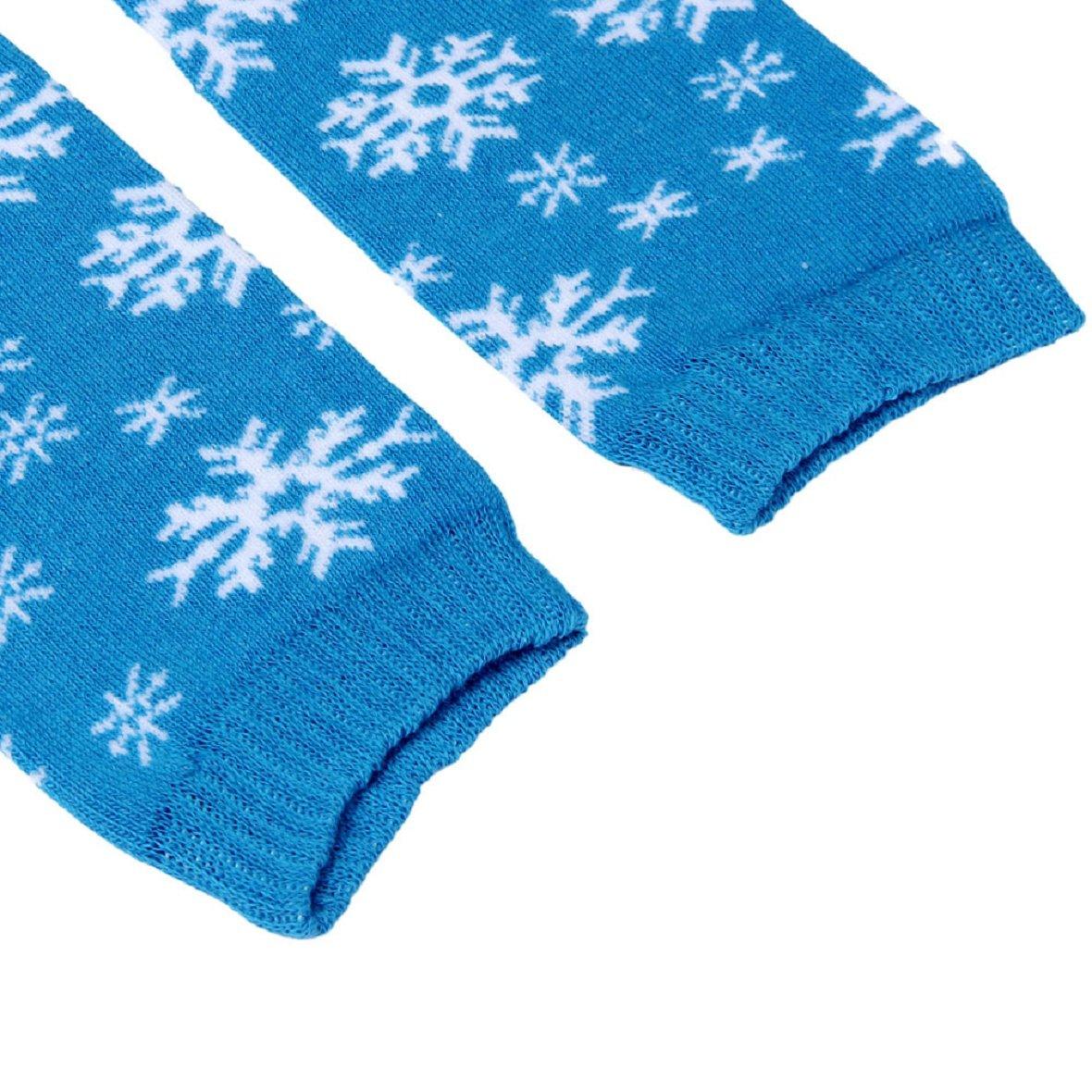 Tonsee Child Girl Kneepad Socks Leg Warmer
