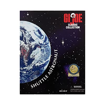 Kenner Shuttle Astronaut GI Joe Commemorative Limited Edition 12 Inch Action Figure: Toys & Games