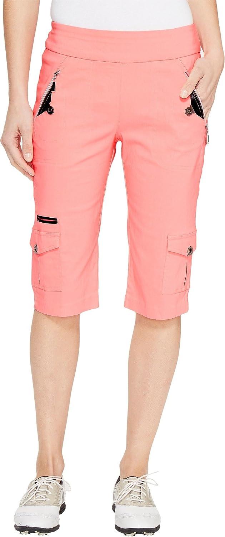 Tutti Fruitti Jamie Sadock Womens New Skinnylicious 24.5  Knee Capris