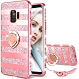 Girls Women Liquid Quicksand Bling Cute Clear Soft Tpu Silicone Case Back Cover 100% High Quality Materials S9 Plus S9 For Samsung Galaxy S9