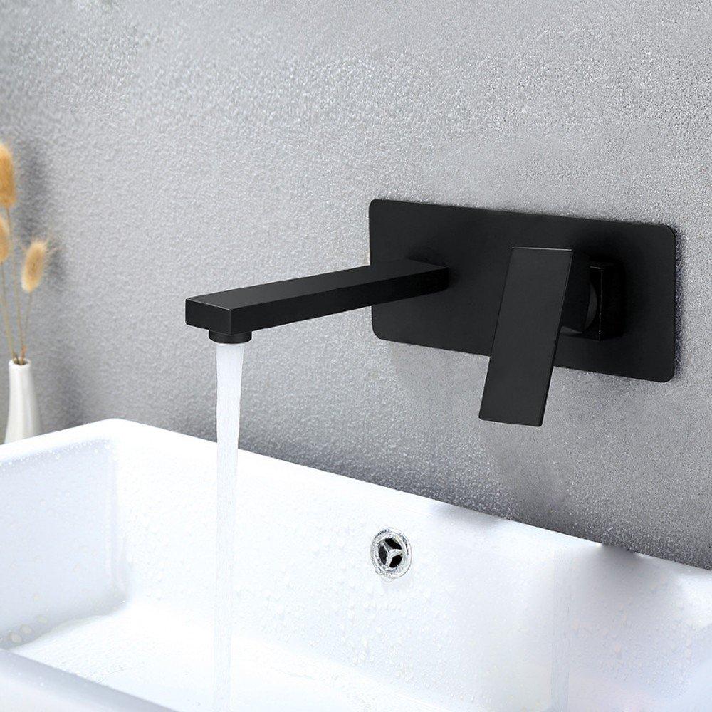 Badezimmer Waschtisch Armaturen Wandarmatur Wasserhahn Bad