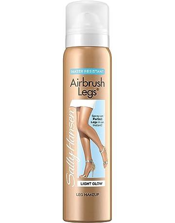 Sally Hansen Airbrush Legs - Loción resistente al agua para piernas, Brillo ligero (Light