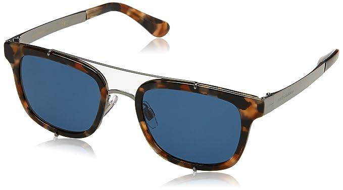 Dolce & Gabbana 0Dg2175, Gafas de Sol para Hombre, Marrón ...