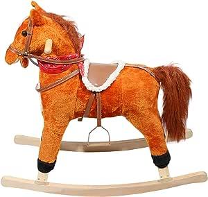 حصان هزاز متعدد الالوان - 028