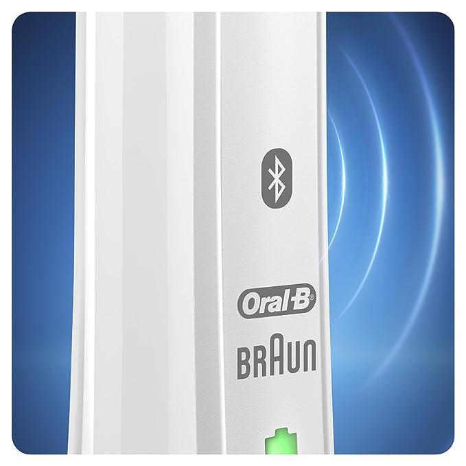 Oral-B Smart 4 4000N Negro Cepillo Eléctrico Braun: Amazon.es: Salud y cuidado personal