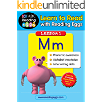 Learn to Read with Reading Eggs: Book 1, Lesson 1: Letter Mm