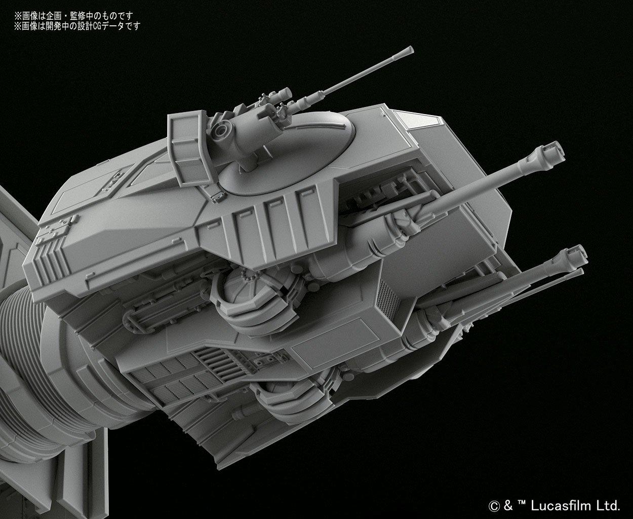 BANDAI Star Wars AT-AT 1//144 Scale Plastic model