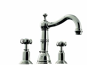 Santec Vantage Collection Widespread Lavatory Faucet - 2920ET10 ...