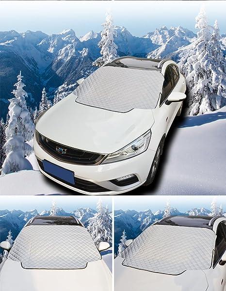 Coche Parabrisas Nieve, Ecore A prueba de agua, el barro y la nieve,