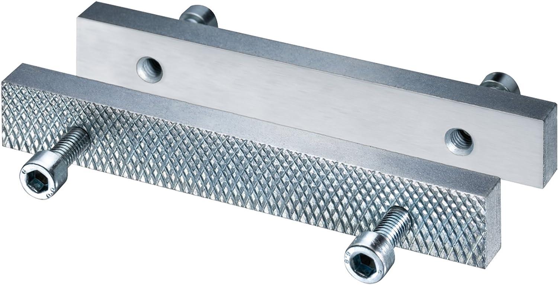 Ersatzbacken Set zum Schraubstock 150mm mit wechselbaren Backen