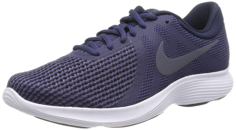 TALLA 44.5 EU. Nike Revolution 4 EU, Zapatillas de Running para Hombre