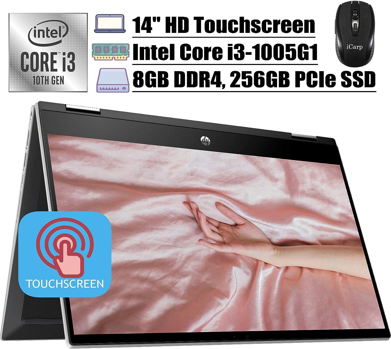 2020 Latest HP Pavilion X360 2 in 1 Laptop 14
