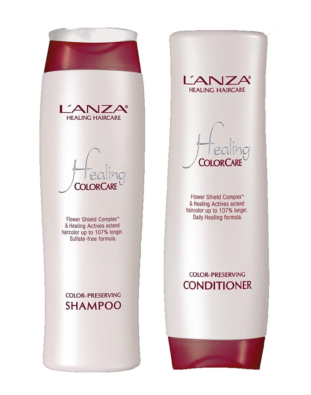 Buy Lanza Healing Color Care Color Preserving 101 Oz Shampoo