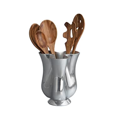 Nambe Tulip Tool Jug with 5 Piece Kitchen Tool Set