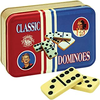 product image for Channel Craft Classic Tin of Dominoes
