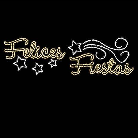 Prilux motivos - Felices fiestas con cometa 500x140cm ...