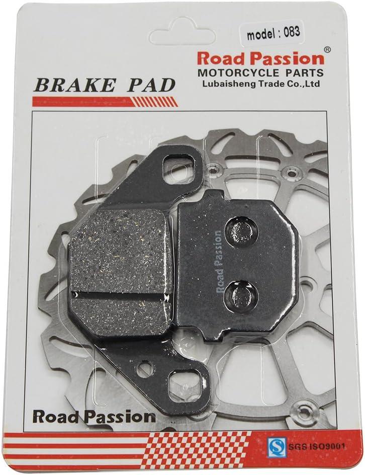 Rear disc model Road Passion anteriore e posteriore pastiglie freno per POLARIS 200 Phoenix 2005-2008
