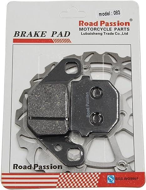 Road Passion Bremsbeläge Vorne Für Nrg 50 Dd 2006 2011 Nrg 50 Pure Jet 2006 2009 Nrg 50 Power Dt 2005 2006 Nrg 50 Silver Bullet 2010 Auto