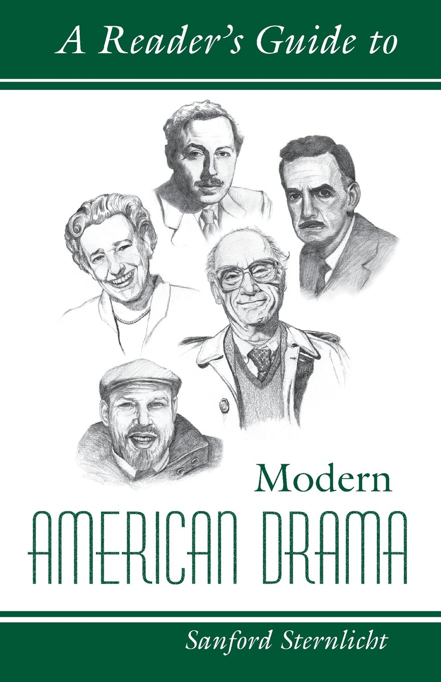 A Reader's Guide to Modern American Drama (Reader's Guides) PDF