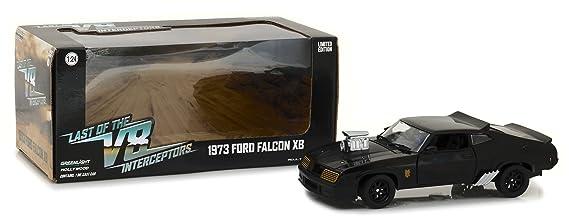 Greenlight - Interceptores para Ford Falcon XB (84051) (1979-1973, 1:24), Color Negro: Amazon.es: Amazon.es