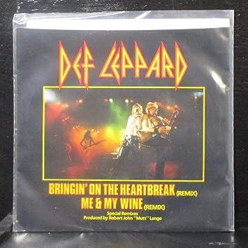 Def Leppard - Def Leppard - Bringin' On The Heartbreak